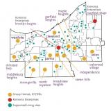 Koinonia Locations Map