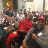 Group at the Ohio Statehouse for DD Advocacy Day