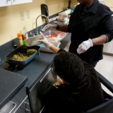 Health and Cooking Classes with Vocational Training Opportunities