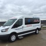 Medport Transit Van