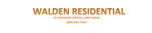 WALDEN RESIDENTIAL CENTERS